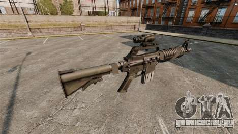 Штурмовая винтовка Colt AR-15 для GTA 4 второй скриншот