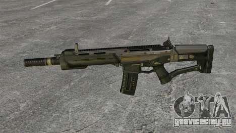 Автомат SCAR v2 для GTA 4 третий скриншот