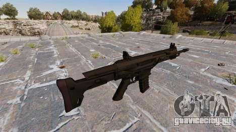 Автоматическая винтовка Remington ACR для GTA 4 второй скриншот