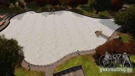 Замёрзшая вода для GTA 4 второй скриншот