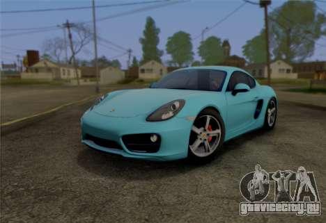 SA_graphics v.1 для GTA San Andreas четвёртый скриншот