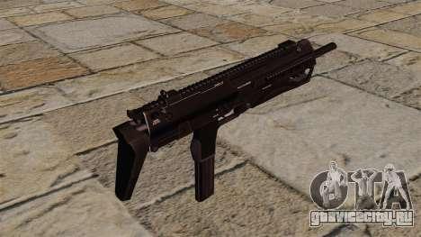 Пистолет-пулемёт HK MP7 для GTA 4 второй скриншот