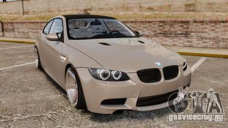 BMW M3 E92 2008 для GTA 4