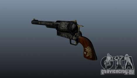 Револьвер Ranger Sequoia для GTA 4 второй скриншот
