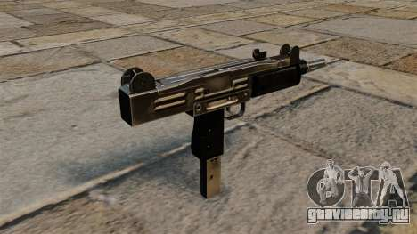 Пистолет-пулемёт Uzi для GTA 4 второй скриншот