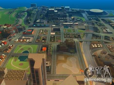 ENBSeries with View Distance для GTA San Andreas третий скриншот