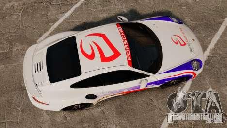 Porsche 911 Turbo 2014 [EPM] America для GTA 4 вид справа
