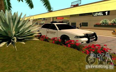 GTA V Sheriff Cruiser для GTA San Andreas