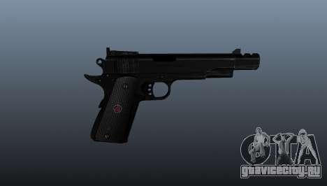 Пистолет Colt Delta Elite для GTA 4 третий скриншот