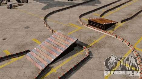 Airport RallyCross Track для GTA 4 пятый скриншот