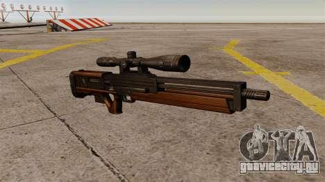 Снайперская винтовка Walther WA 2000 для GTA 4