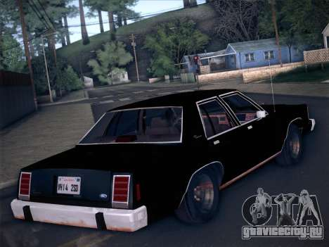 Ford LTD Crown Victoria 1985 для GTA San Andreas вид слева