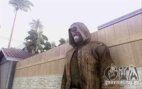 Бандит в плаще для GTA San Andreas четвёртый скриншот