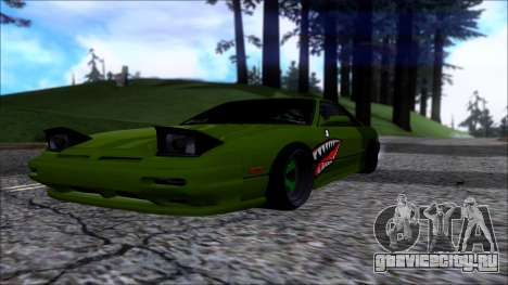 Nissan Onevia Shark для GTA San Andreas