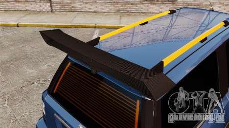 Extreme Spoiler Adder 1.0.4.0 для GTA 4 десятый скриншот