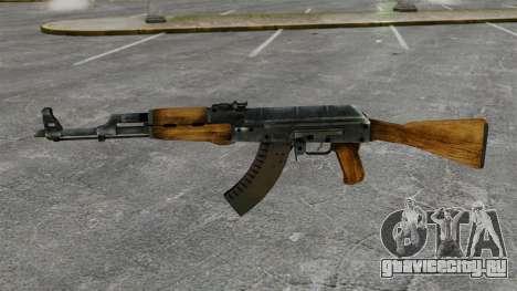 Автомат AK-47 для GTA 4 третий скриншот