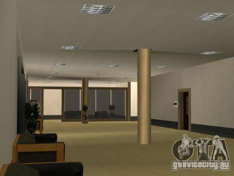 Новые текстуры интерьера Мэрии для GTA San Andreas восьмой скриншот