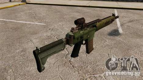 Автоматический карабин Ak5C для GTA 4 второй скриншот