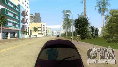 Ford Ka для GTA Vice City вид справа
