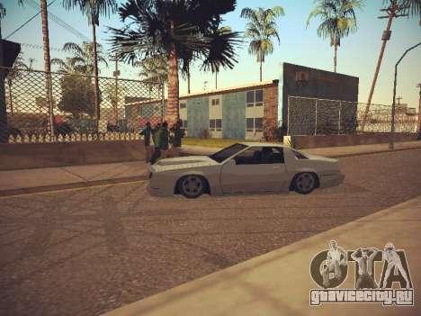 GTA SA Low Style v1 для GTA San Andreas четвёртый скриншот