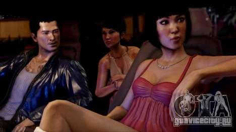Загрузочные экраны Sleeping Dogs для GTA 4 третий скриншот