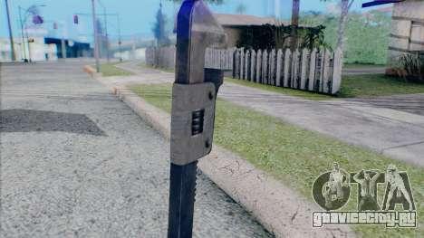 Разводной ключ для GTA San Andreas четвёртый скриншот