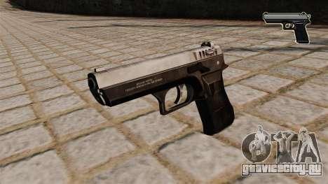 Пистолет Jericho 941 для GTA 4