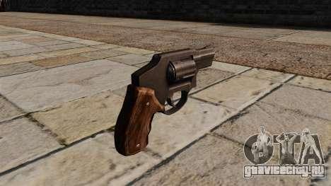Револьвер .38 Special Snubnose для GTA 4 второй скриншот