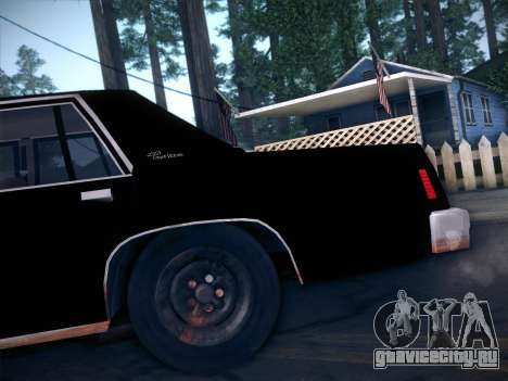 Ford LTD Crown Victoria 1985 для GTA San Andreas вид сбоку