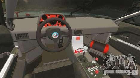 BMW M1 [EPM] для GTA 4 вид сверху