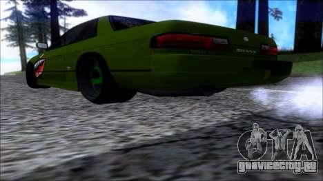Nissan Onevia Shark для GTA San Andreas вид слева