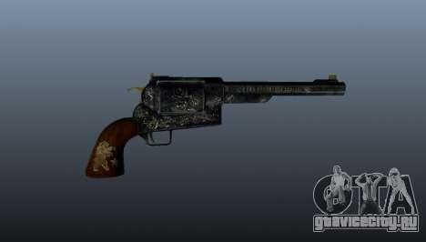 Револьвер Ranger Sequoia для GTA 4 третий скриншот