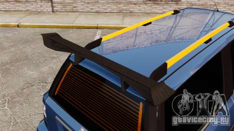 Extreme Spoiler Adder 1.0.4.0 для GTA 4 второй скриншот