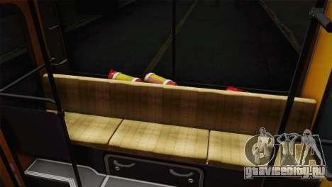 ЛиАЗ 5256.00 для GTA San Andreas вид сзади