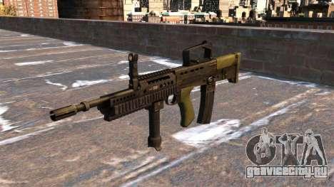 Автомат L85A2 для GTA 4