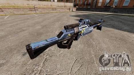 Снайперская винтовка Mass Effect для GTA 4 второй скриншот