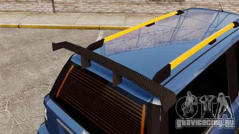 Extreme Spoiler Adder 1.0.4.0 для GTA 4 седьмой скриншот