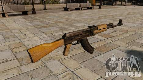 Автомат AK-47 для GTA 4 второй скриншот
