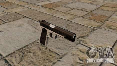 Полуавтоматический пистолет Taurus PT1911 для GTA 4