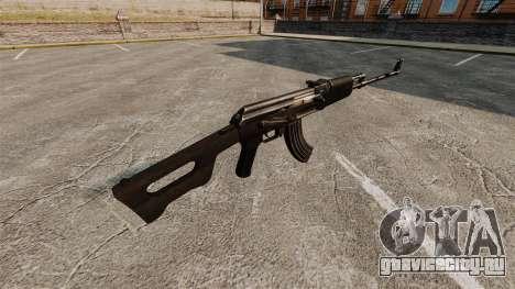 Ручной пулемёт Калашникова для GTA 4 второй скриншот