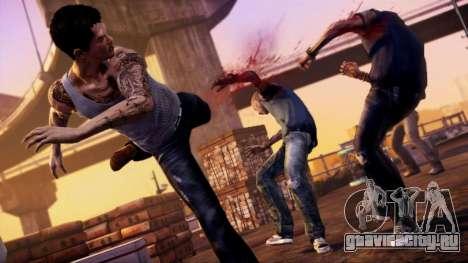 Загрузочные экраны Sleeping Dogs для GTA 4 седьмой скриншот