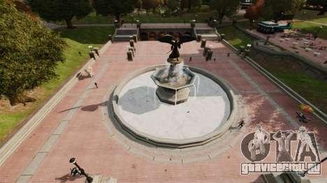 Замёрзшая вода для GTA 4 третий скриншот