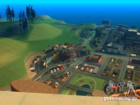 ENBSeries with View Distance для GTA San Andreas второй скриншот