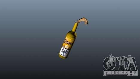 Коктейль Молотова -Corona Light- для GTA 4