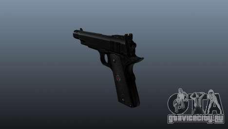 Пистолет Colt Delta Elite для GTA 4 второй скриншот