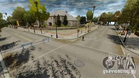 Супермото трек для GTA 4 третий скриншот