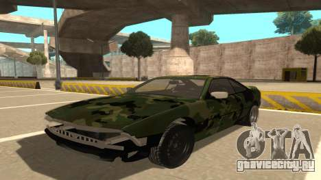 BMW 850CSi 1996 Military Version для GTA San Andreas
