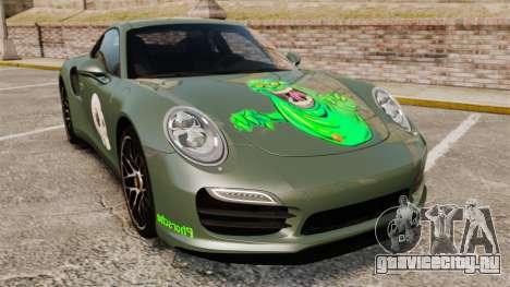 Porsche 911 Turbo 2014 [EPM] Ghosts для GTA 4