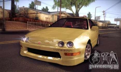 Honda Integra Drift для GTA San Andreas
