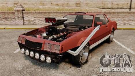 Sabre Rod Ride [Update] для GTA 4